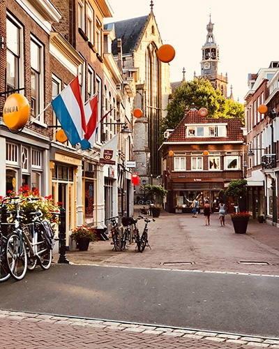 Assignment in The Netherlands: 183 days rule